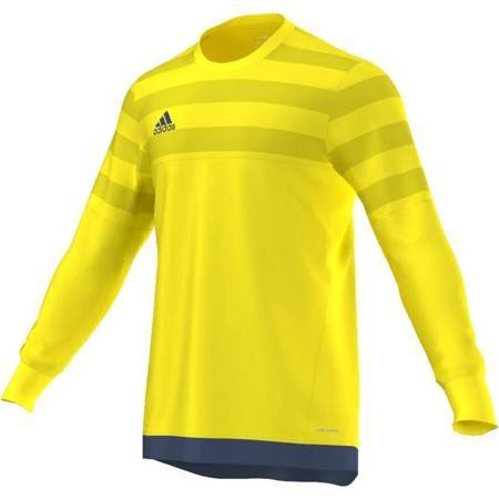 BLUZA BRAMKARSKA adidas ENTRY 15 GK żółta /AP0324