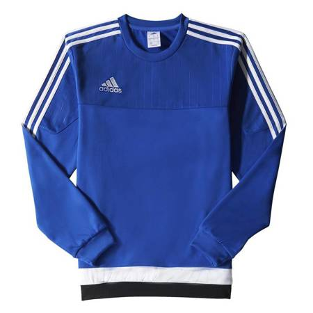BLUZA adidas TIRO 15 TRANING TOP niebieska S22425