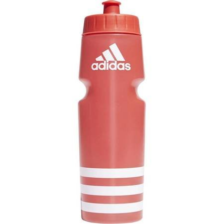 Bidon adidas Performance Bottle 750ml czerwony DU0186