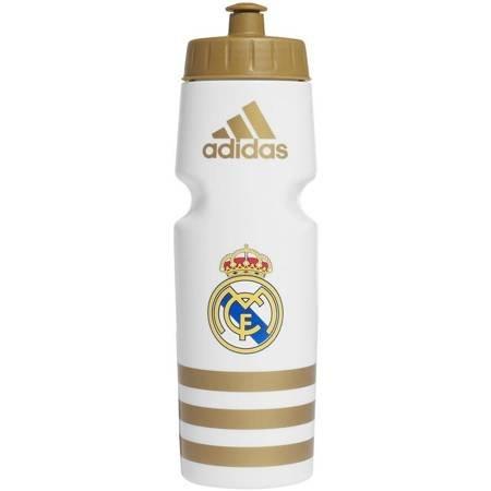 Bidon adidas Real Bottle Home biały DY7711