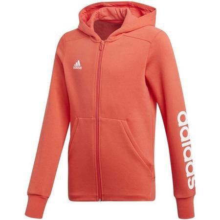Bluza adidas Linear Full Zip Hoodie JR CF7239