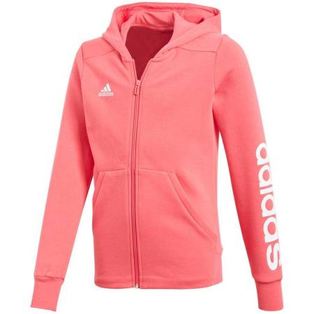 Bluza adidas Linear Full Zip Hoodie JR CF7289