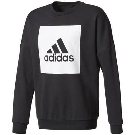 Bluza adidas YB Logo Crew JR CE8641