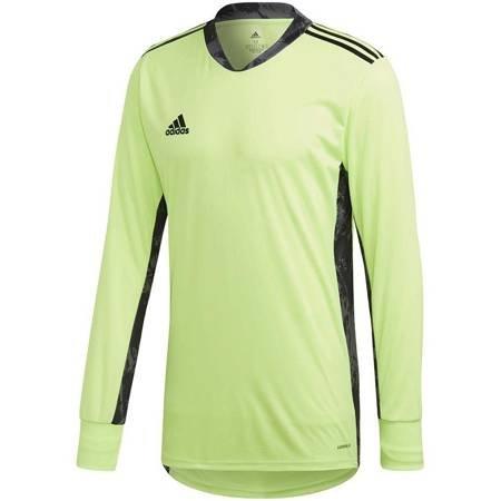 Bluza bramkarska adidas AdiPro 20 Goalkeeper Jersey Longsleeve limonkowa FI4192