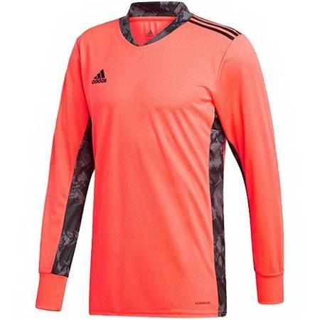 Bluza bramkarska dla dzieci adidas AdiPro 20 Goalkeeper Jersey Youth Longsleeve kolarowo-czarna FI4202