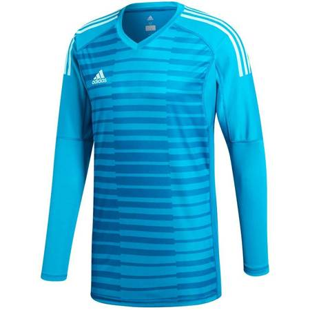 Bluza bramkarska męska adidas AdiPro 18 GK LS niebieska CV6350