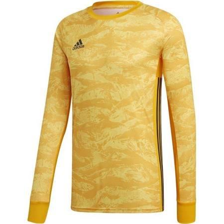 Bluza bramkarska męska adidas AdiPro 19 GK LS żółta DP3140