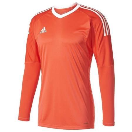 Bluza bramkarska męska adidas Revigo 17 GK pomarańczowa AZ5394
