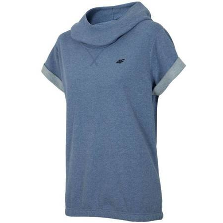 Bluza damska 4F H4L17 BLD001 granatowy melanż