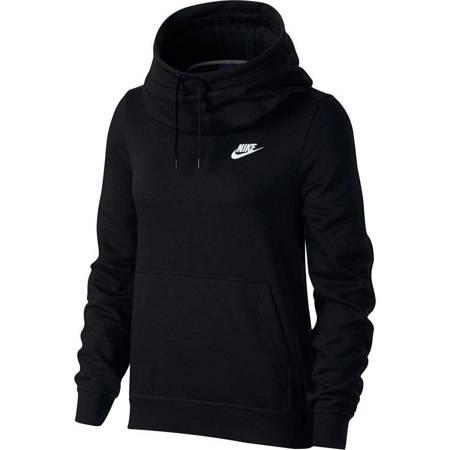 Bluza damska Nike FNL FLC W czarny  853928 010