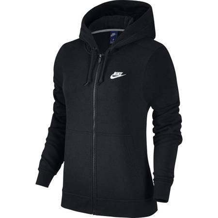 Bluza damska Nike FZ FLC czarna  853930 010