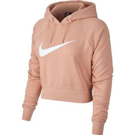 Bluza damska Nike W Swoosh Hoodie Crop FT BQ9754 605