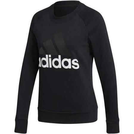 Bluza damska adidas Essentials Linear Sweat czarny S97079