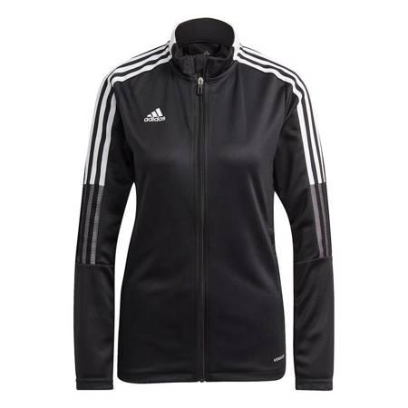 Bluza damska adidas Tiro 21 Track czarna GM7307