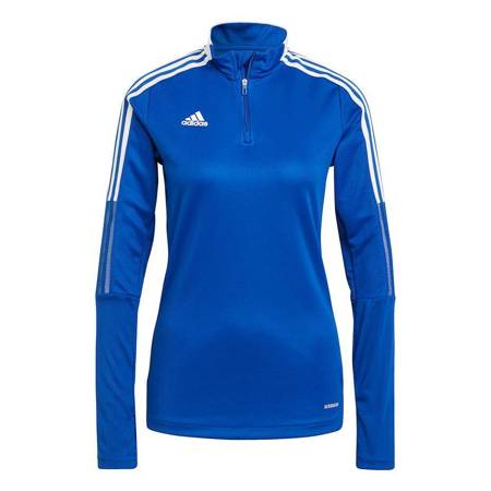 Bluza damska adidas Tiro 21 Training Top niebieska GM7316