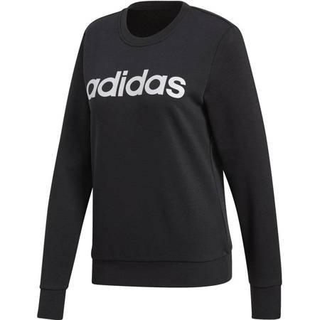 Bluza damska adidas W Essentials Linear Sweat czarna DP2363