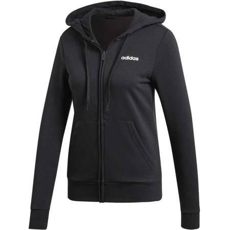 Bluza damska adidas W Essentials PLN FZ HD czarna DP2414