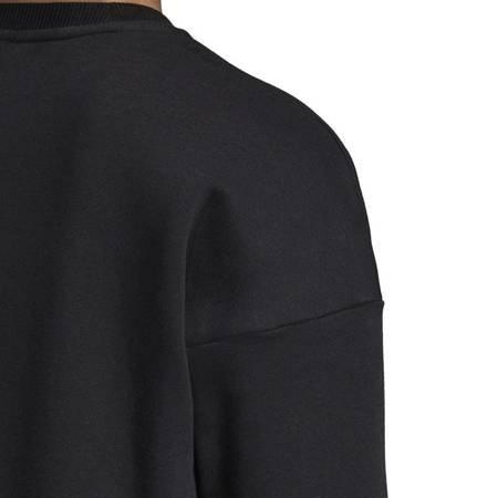 Bluza damska adidas W MH Bos Crew czarna EB3815