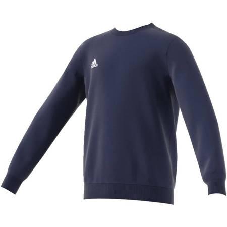 Bluza dla dzieci adidas Core 15 Sweat Top JUNIOR granatowa S22331