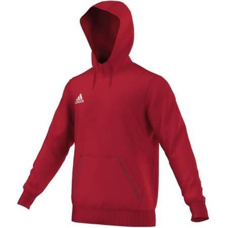 Bluza dla dzieci adidas Coref Hoody JUNIOR czerwona AA2722