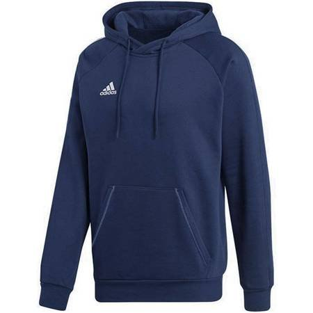 Bluza dla dzieci adidas Coref Hoody JUNIOR granatowa AA2721