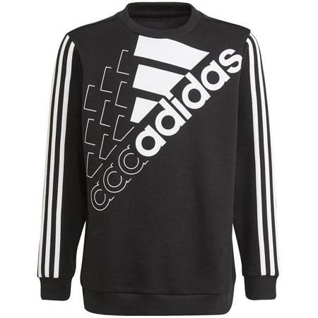 Bluza dla dzieci adidas Essentials czarna GS2180