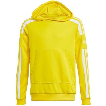 Bluza dla dzieci adidas Squadra 21 Hoody Youth żółta GP6431