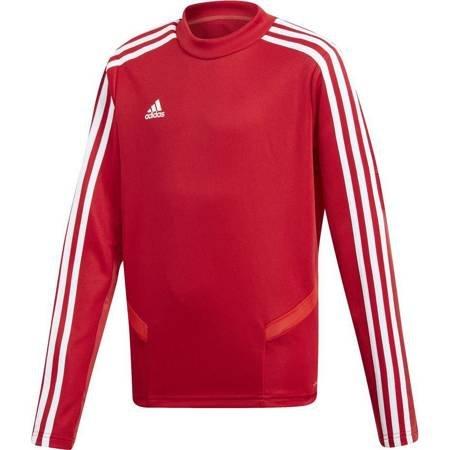 Bluza dla dzieci adidas Tiro 19 Training Top JUNIOR czerwona D95939