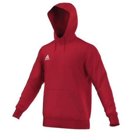 Bluza męska adidas Coref Hoody czerwona S22335
