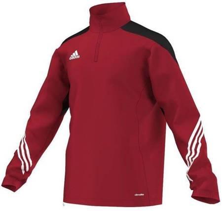 Bluza męska adidas Sereno 14 Training Top czerwona D82946