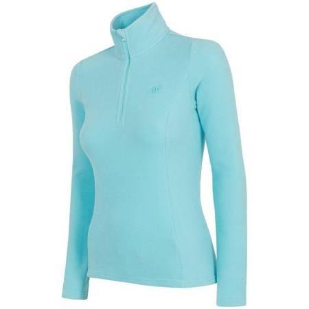 Bluza polarowa damska 4F błękit turkusowy H4Z19 BIDP001 48S