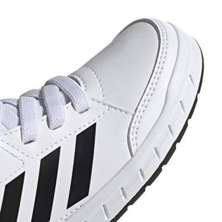 Buty dla dzieci adidas AltaSport K białe G27114
