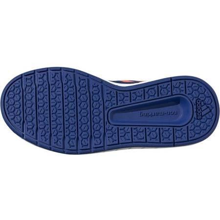 Buty dla dzieci adidas AltaSport K granatowo pomarańczowe G27095