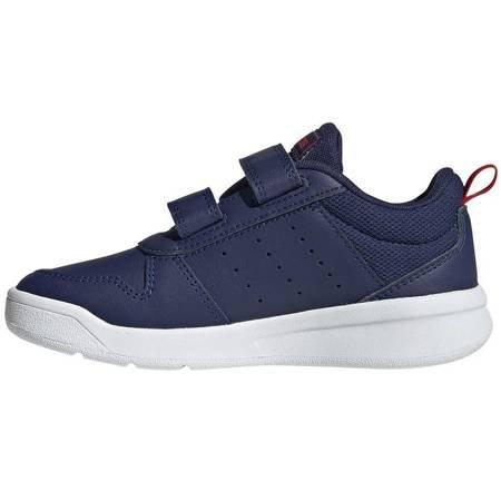 Buty dla dzieci adidas Tensaur C granatowe EF1095