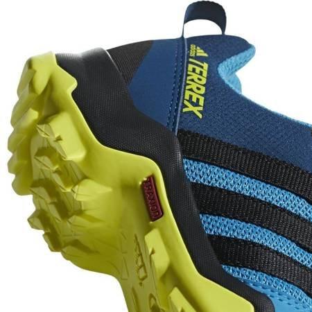 Buty dla dzieci adidas Terrex AX2R K niebieski BC0694