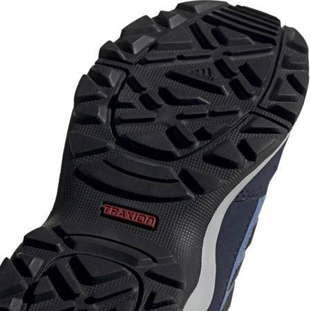 Buty dla dzieci adidas Terrex Hyperhiker K niebieskie G26533