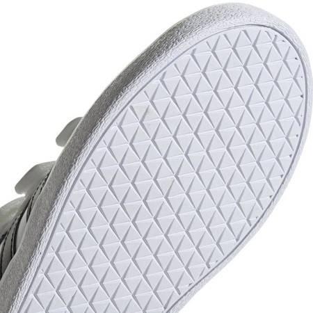Buty dla dzieci adidas VL Court 2.0 CMF C białe DB1837