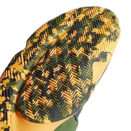 Buty męskie adidas Harden B/E 3 zielono-czarno-żółte EF0467