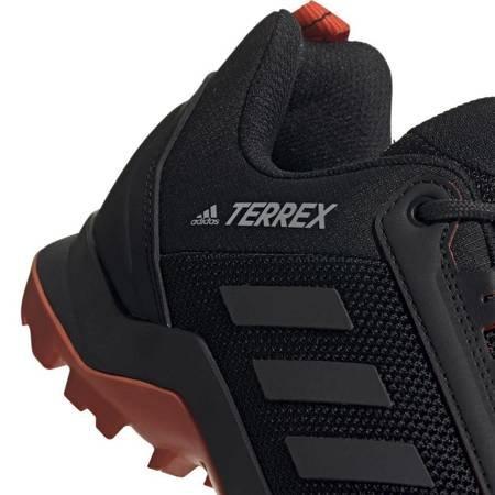 Buty męskie adidas Terrex AX3 czarno pomarańczowe G26564