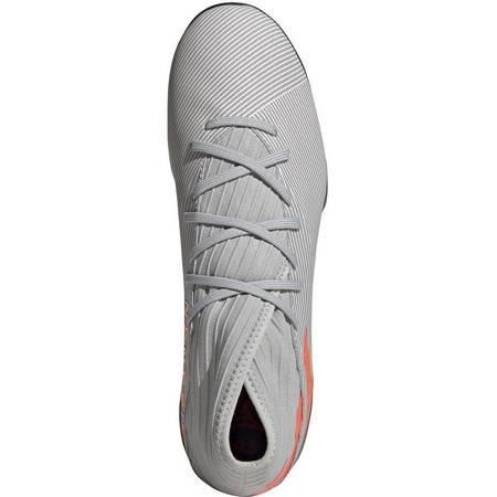 Buty piłkarskie adidas Nemeziz 19.3 TF szare EF8291