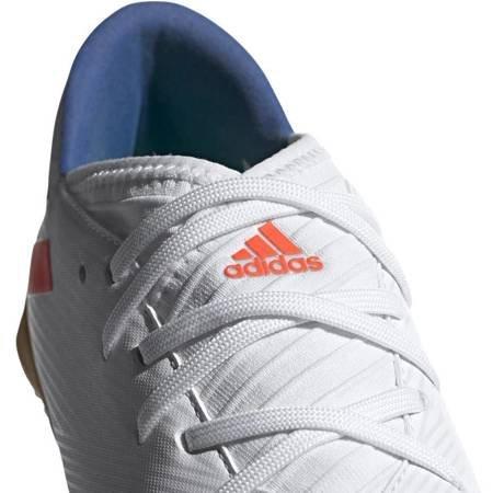 Buty piłkarskie adidas Nemeziz Messi 19.3 IN JUNIOR biało czerwone F99932