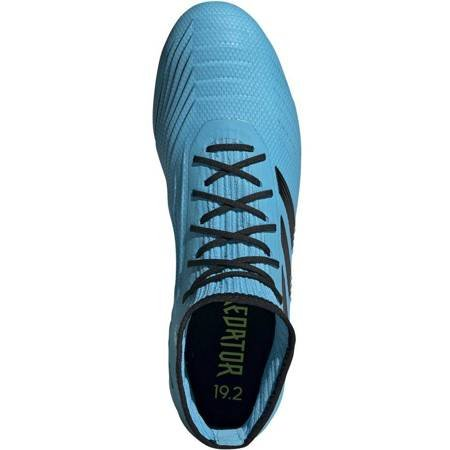 Buty piłkarskie adidas Predator 19.2 FG niebieskie F35604