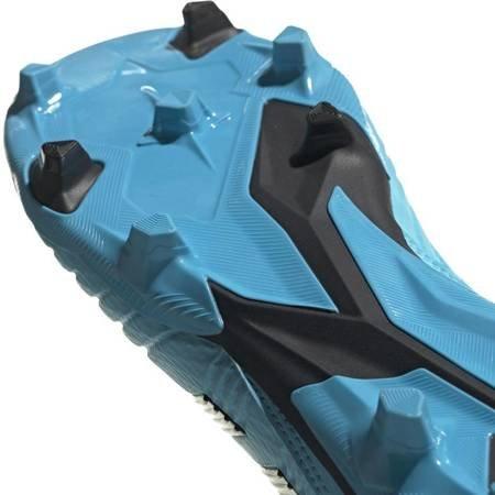 Buty piłkarskie adidas Predator 19.3 LL FG niebieskie G27923
