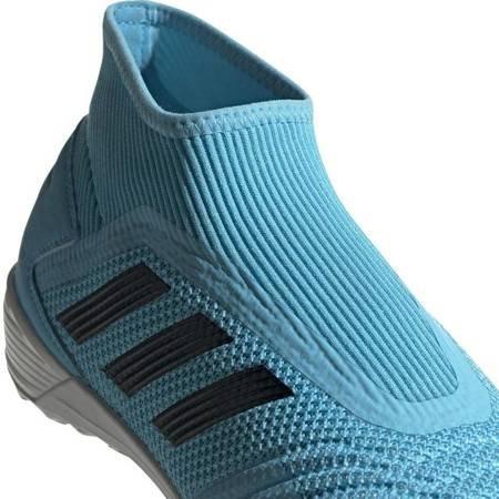 Buty piłkarskie adidas Predator 19.3 LL IN niebieskie EF0423