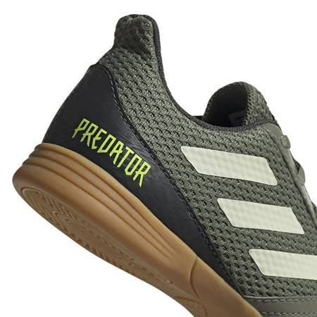 Buty piłkarskie adidas Predator 19.4 IN JUNIOR khaki EF8224