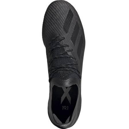 Buty piłkarskie adidas X 19.1 FG czarne F35314