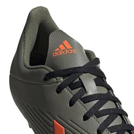 Buty piłkarskie adidas X 19.4 FxG zielone EF8368