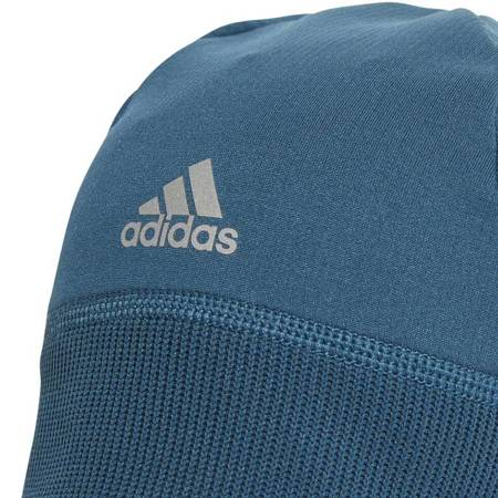 Czapka męska adidas Climawarm Beanie OSFL niebieska DZ8946