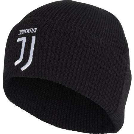 Czapka męska adidas Juventus OSFM czarna DY7517