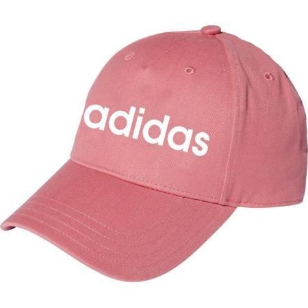 Czapka z daszkiem młodzieżowa adidas Daily Cap OSFY różowa EI7430